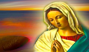 Ancient Prayer to the Virgin Mary