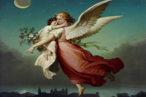 Prayer of Thanksgiving to Guardian Angel