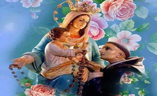 Saint Anthony's Prayer to Our Lady