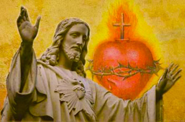 PRAYER FOR THE HELP OF THE SACRED HEART
