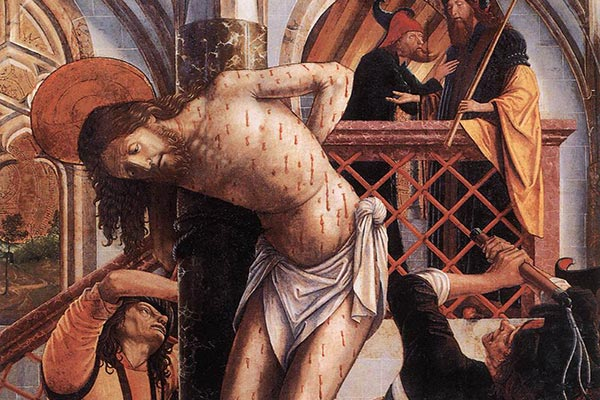 Prayer to the Passion and Wounds of Christ