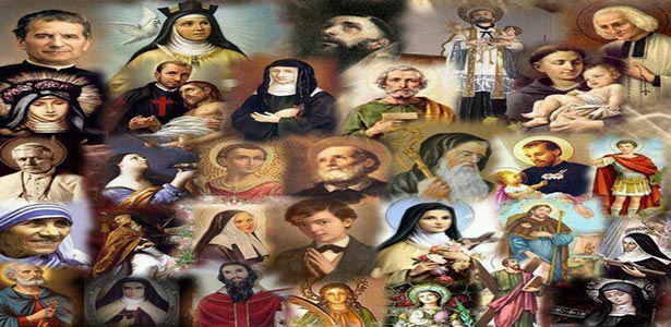 Prayer for All Saints Day