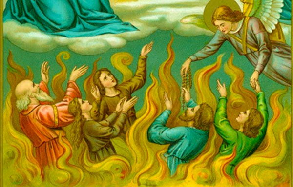 Holy Souls in Purgatory