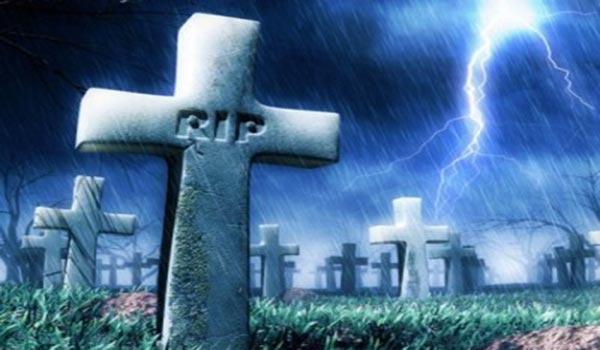 PRAYER FOR THE FORGOTTEN DEAD