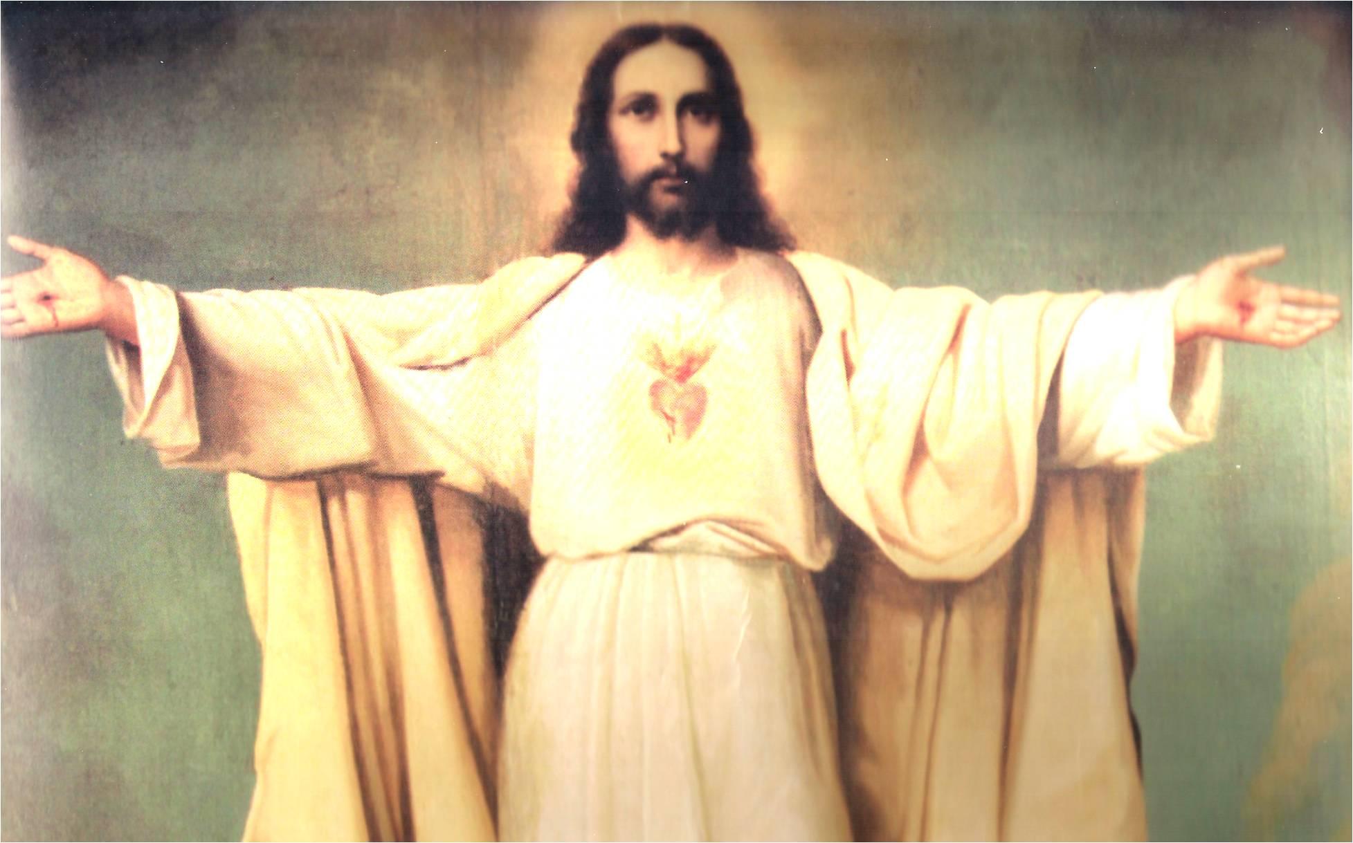 Prayer to be more like Jesus