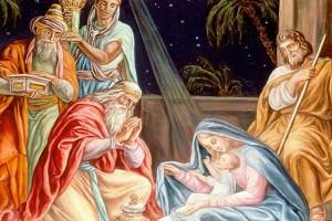 Prayer for Christmas Morning