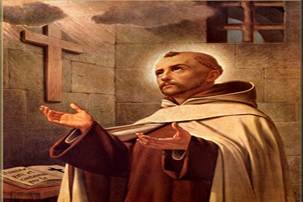Prayer to St. John of the Cross