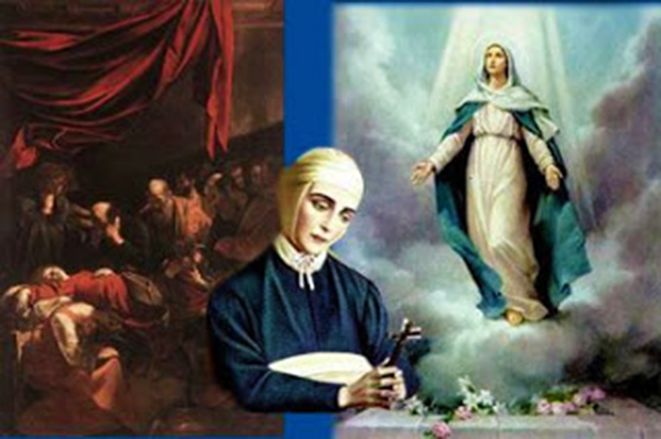 PRAYER TO BLESSED ANNE CATHERINE EMMERICH