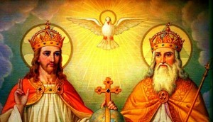 CHAPLET OF THE MOST HOLY TRINITY