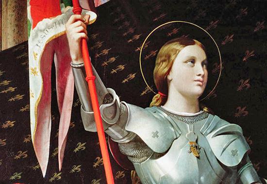 Novena to Saint Joan of Arc