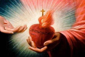 ST. GERTRUDE THE GREAT THE SACRED HEART