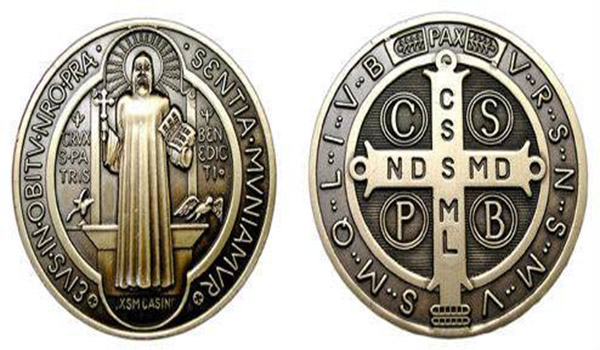 St. Benedict Medal