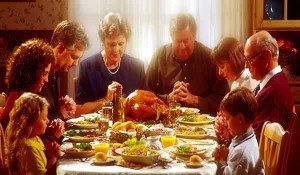 A Prayer For Thanksgiving Day