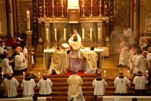 A Prayer Before Mass