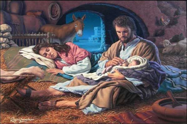 Christmas Prayer For The Forgotten
