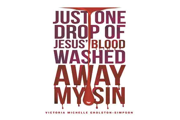 just one drop of Jesus Bloodjust one drop of Jesus Blood