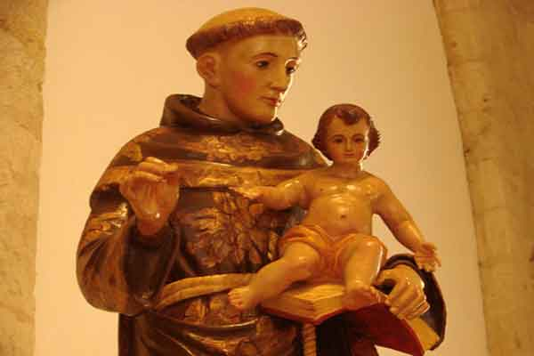 PRAYER TO ST ANTHONY FOR INTERIOR HELP