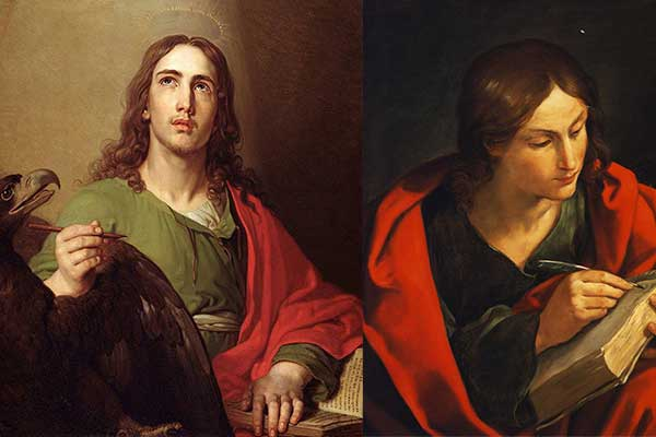 Saint John Evangelist Prayer
