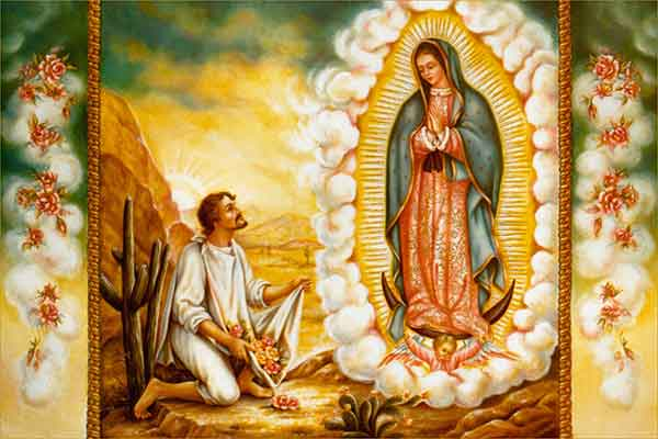 Prayer To Saint Juan Diego
