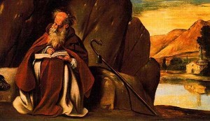 Saint Anthony of Egypt