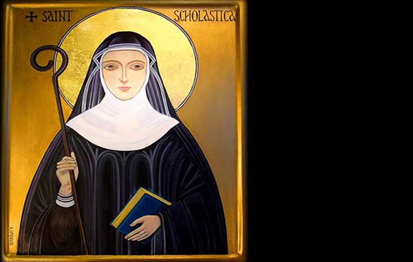 PRAYER TO SAINT SCHOLASTICA