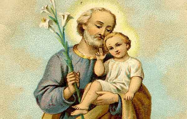 prayer to st joseph patron of church