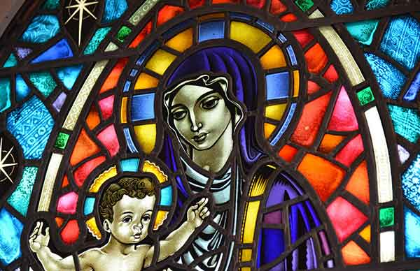Irish Litany of Mary