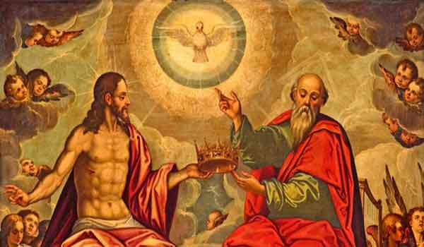 CONSECRATION Blessed Trinity