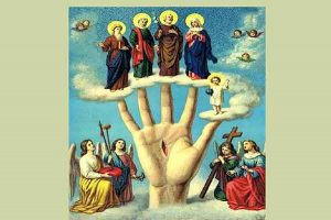 NOVENA OF THE MOST POWERFUL HAND