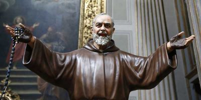 secret weapon prayer padre pio