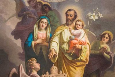Prayer to Saint Joseph for Protection