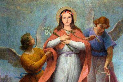 Prayer to St. Philomena