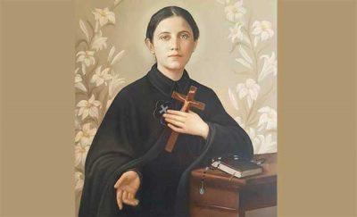 Saint Gemma Galgani for Back Problems