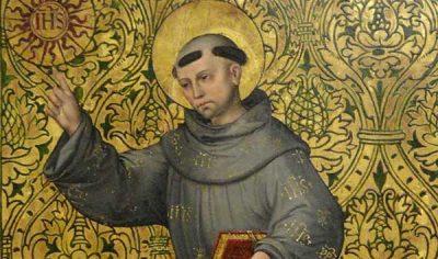 St. Bernardine of Sienna