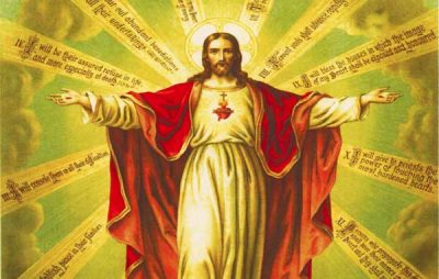 Padre Pio's Novena to the Sacred Heart of Jesus