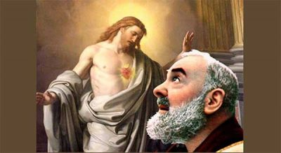The 9 Beads Chaplet Of Saint Padre Pio