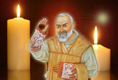 prayer to padre pio for healing