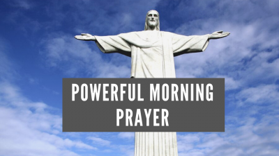star your day with this powerful prayer