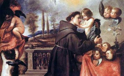 PRAYER TO SAINT ANTHONY FOR MY FAMILY