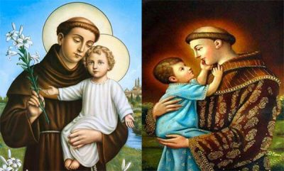 Prayer for Children to St Anthony