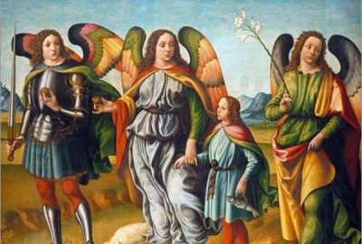 Prayer To The Archangels to Protect Your Family