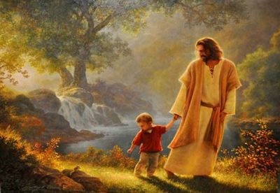 PRAYER TO LIVE AS A CHILD OF GOD