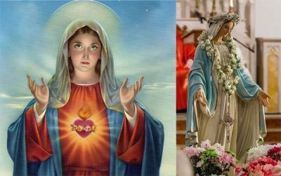 Prayer to Mary, Mother of Divine Love
