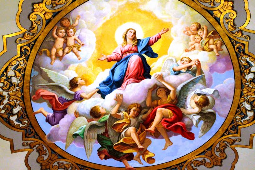 Novena To Our Lady Of Assumption