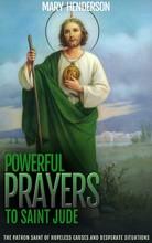 Prayers to saint Jude