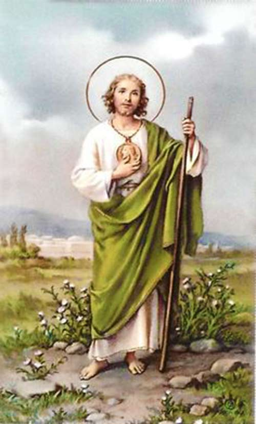 Relationship Novena to Saint Jude