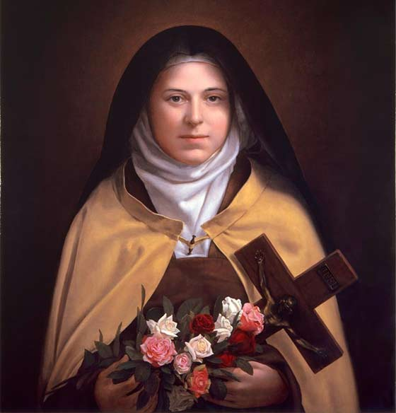 Morning Prayer Written by Saint Therese