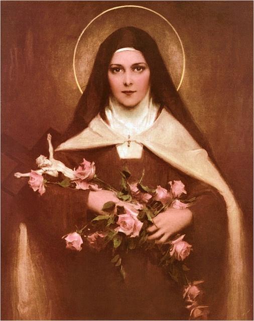 Prayer to Saint Theresa For Healing