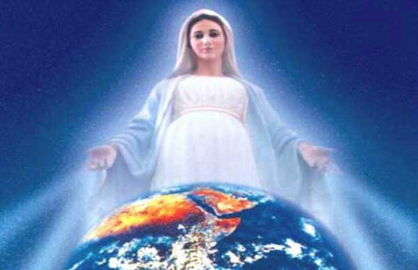 Prayer to Mary Mother of Grace