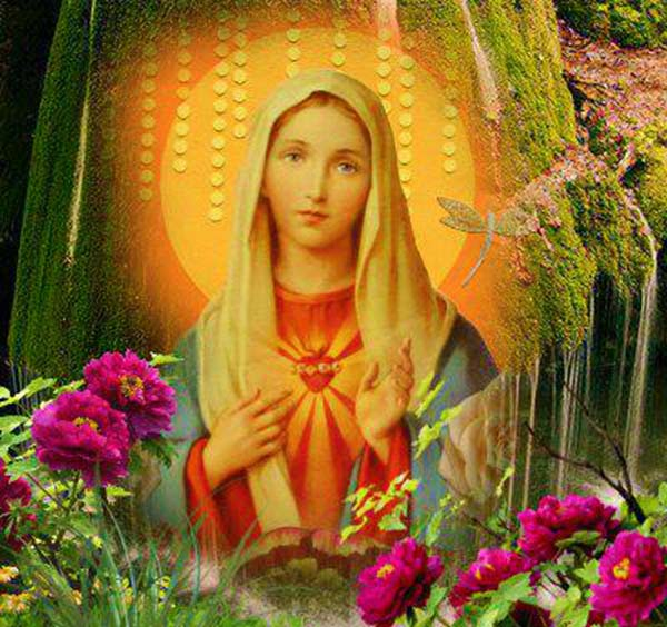 consecration to mary